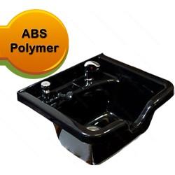 ABS polymer shampoo bowl