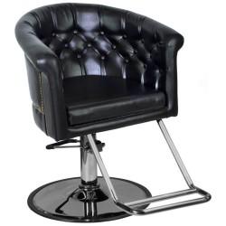 Chaise de coiffure 'Drake'