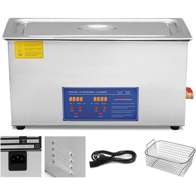 20L ultrasonic cleaning machine