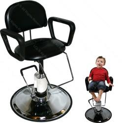 Children's styling chair