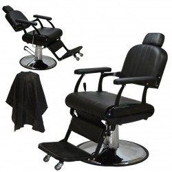 Extra large Barber chair