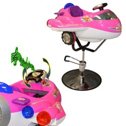 Childrens barber chair