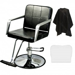 Hydraulic styling chair
